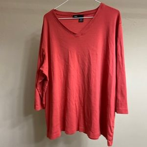 Tops - (3for$20) Long Sleeve Blouse ~ Plus Size 22W